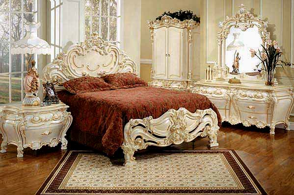 Elizabeth Provincial | Baroque Bedroom Furniture