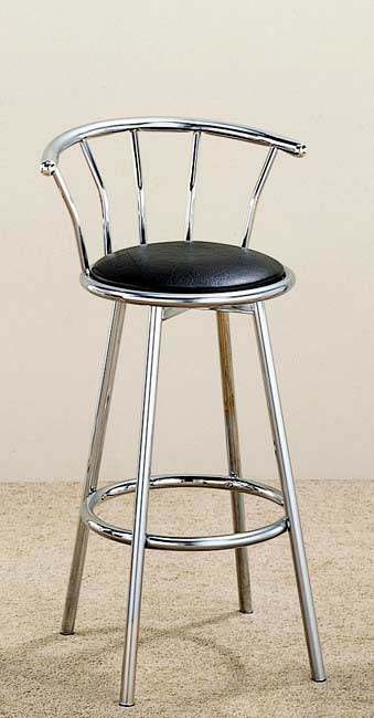 29h Bar Stool 50s Retro Style