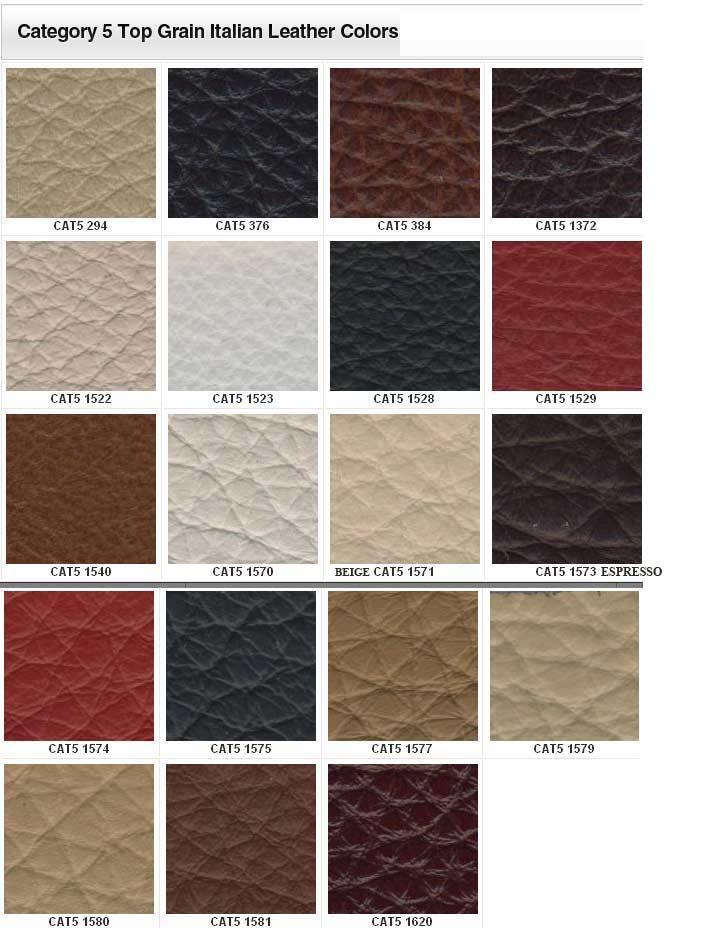 ... Italian Leather Sofa Set Vcal 81 ...