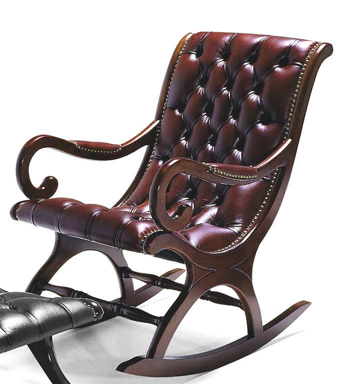 Rocking Cleo Chair