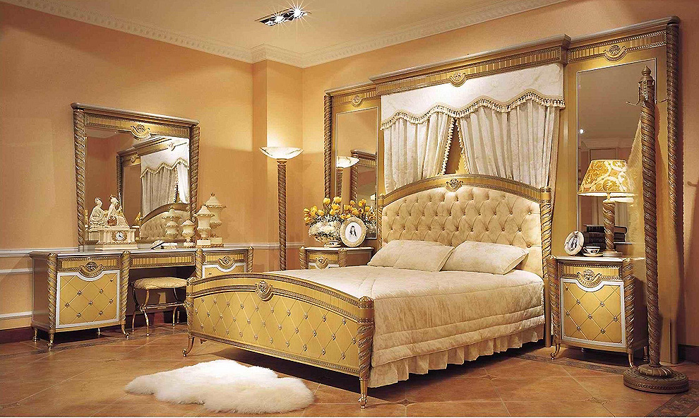 Versailles Bedroom Collection | Classic Bedroom