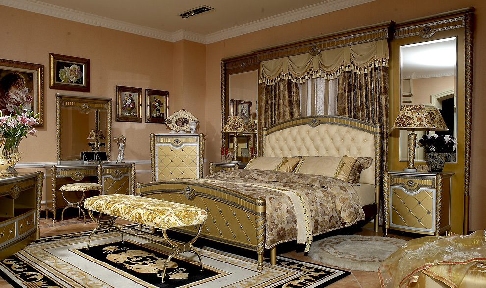 Versailles Bedroom Collection Classic