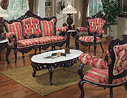 Provincial Sofa Collection 6113