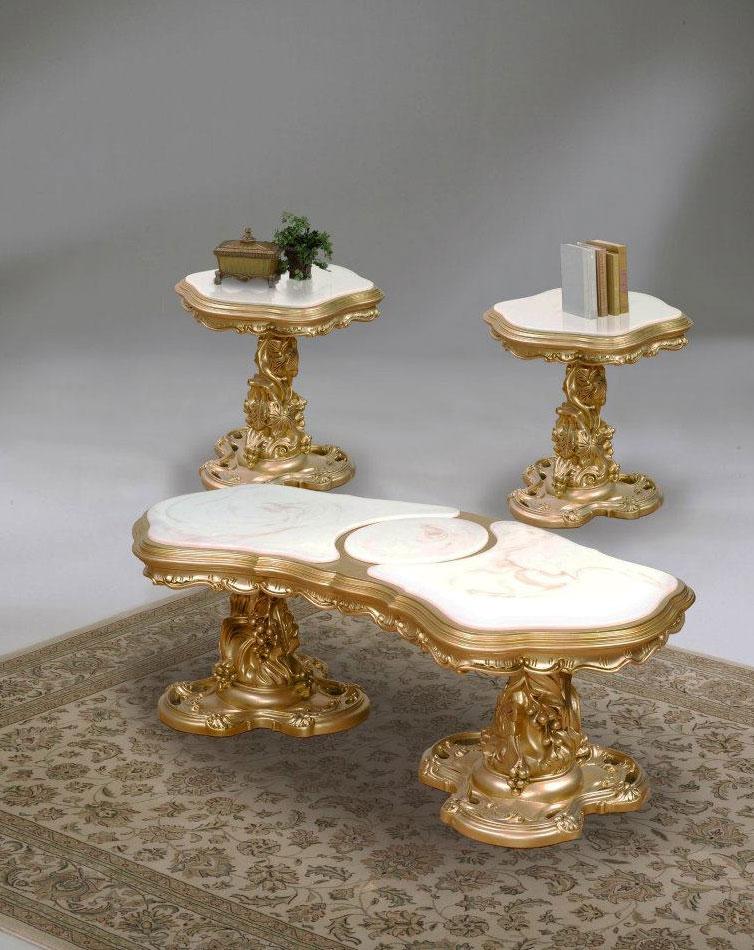 Baroque Coffee Table 07 Baroque Coffee Tables
