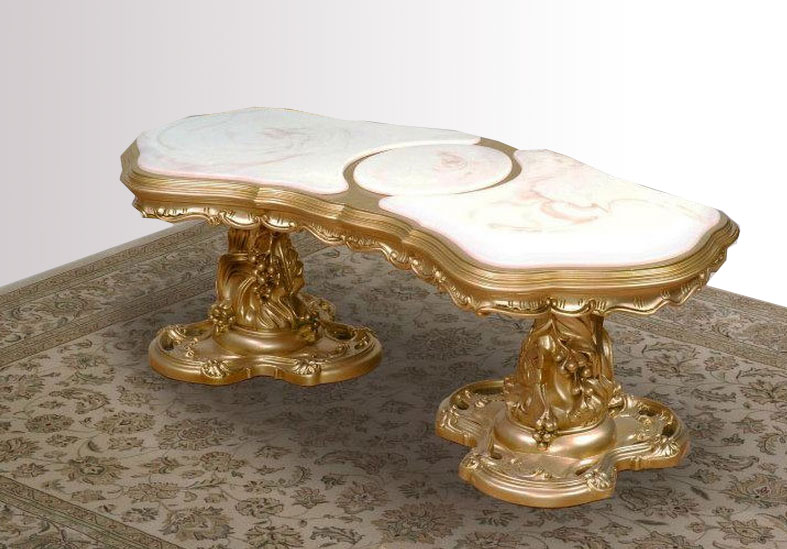 Baroque Coffee Table 07 Baroque Coffee Tables