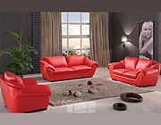Red Sofa EF80
