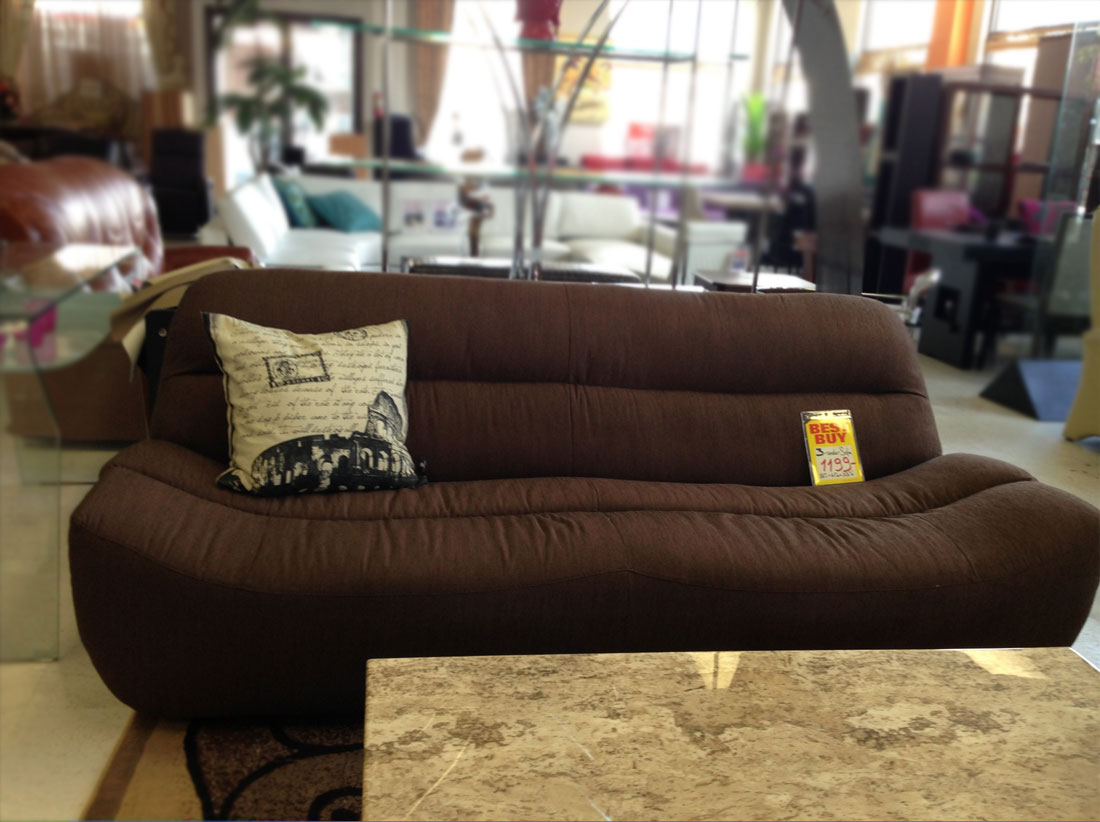 Fabric Sofa By Nicoletti Fabric Sofa By Nicoletti ...