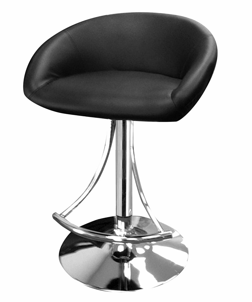 Modern Black Bar Stool Cr1185 Bar Stools