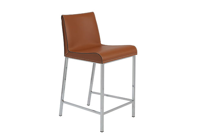 Modern Counter Stool Estyle 491 Bar Stools