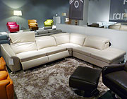 Tanus Sectional Sofa by Moroni