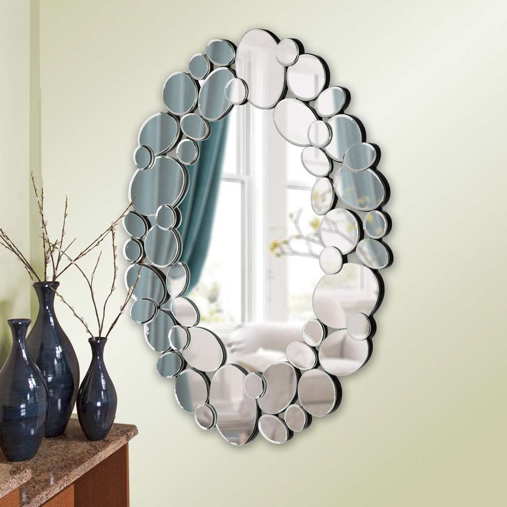 Unique Style Wall Designer Mirror HRE 087 ...