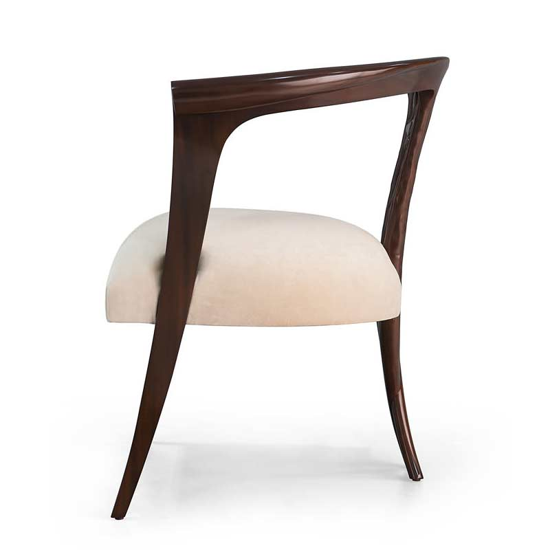 La Dame Low Back Chair By Christopher Guy ...