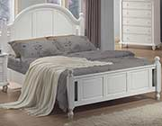 Romana Traditional White Bed CO 181