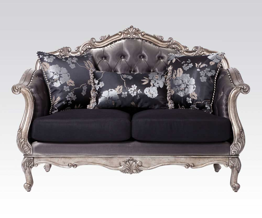 Traditional sofa chant ac540 traditional sofas Sofa loveseat