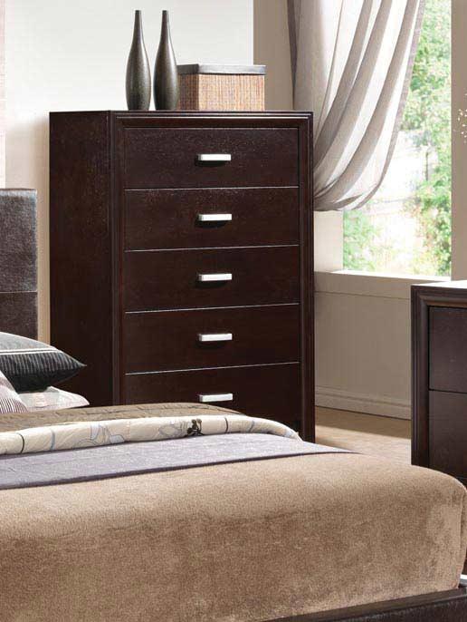 Stanley American Modern Low Profile King Bed Set