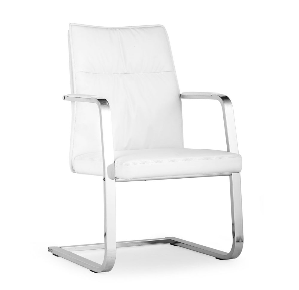 Modern White Conference chair Z141 Office Chairs