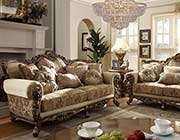 Classic Chic Sofa collection HD605