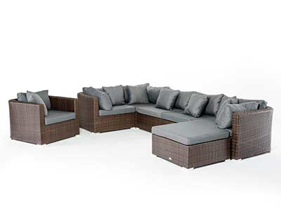 Outdoor sofa sectional VG Marcus
