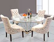 Mirror Base Dining table BM001