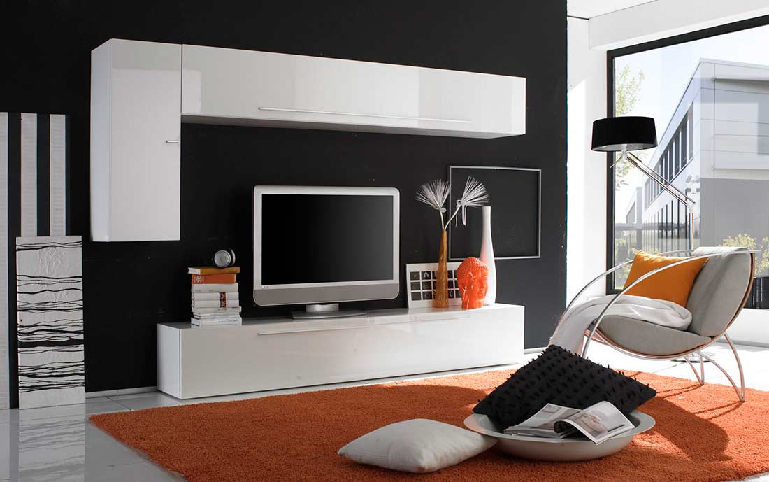 Wall Unit NJ Premium 8 | Wall Units