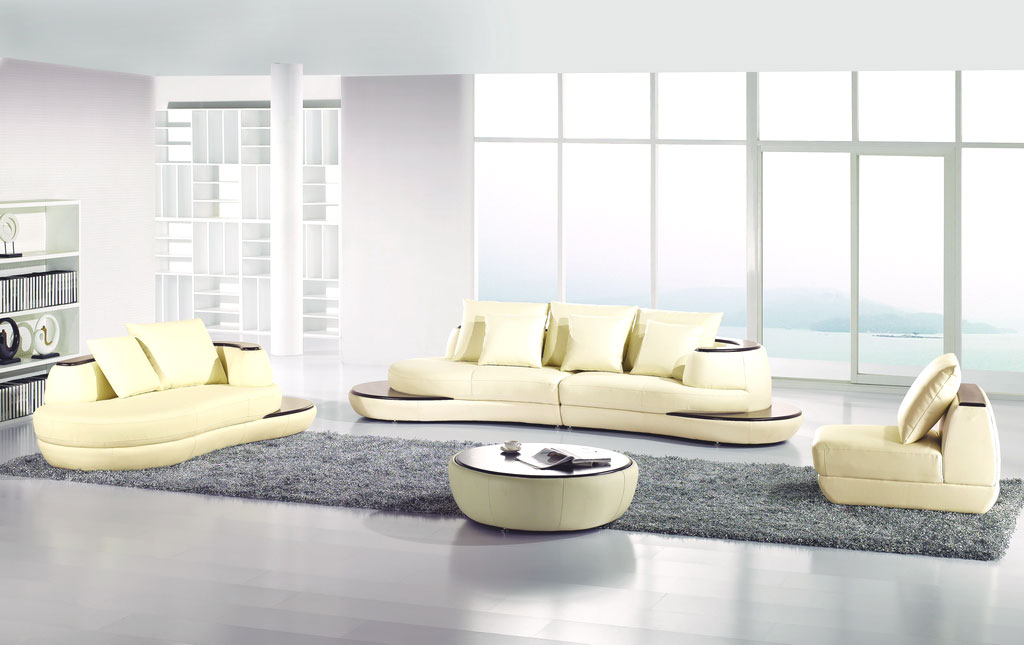 Curved Sectional Sofa and Chaise AE2 : curved sectional sofa with chaise - Sectionals, Sofas & Couches