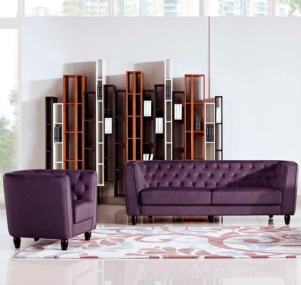 Purple Fabric Sofa Ds Belinda Fabric Sofas
