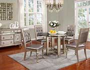 Round Dining table CO Daniela