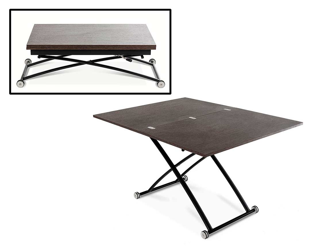 extendable foldable coffee table vg 04 | contemporary