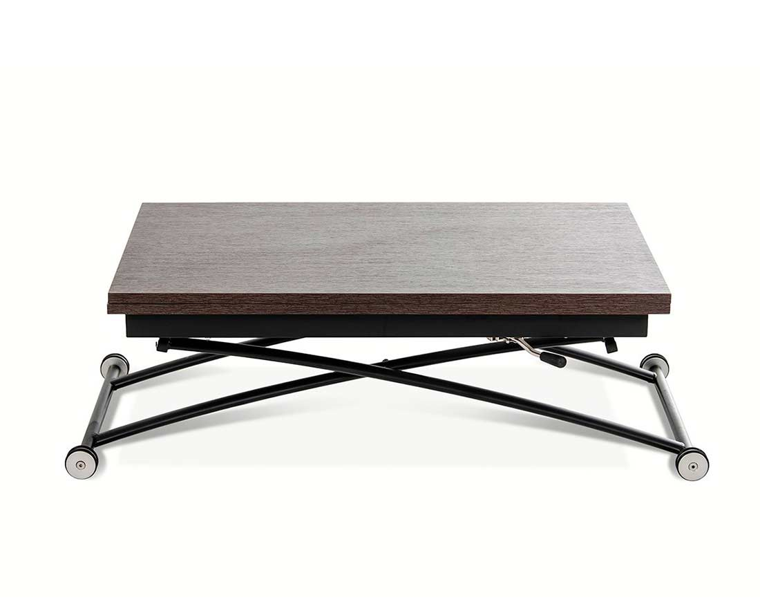 Extendable foldable coffee table vg 04 contemporary - Telescopic coffee table ...