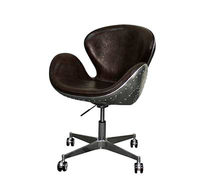 Swivel Java Leatherette Chair PG Daryl