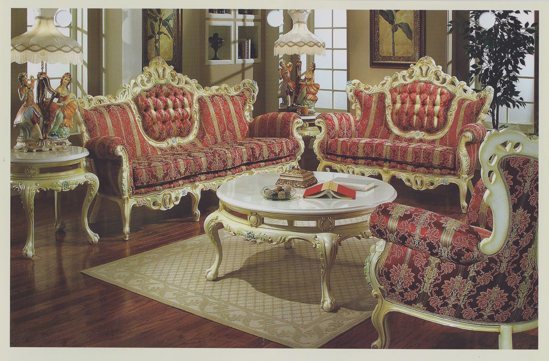 Provincial Sofa Collection 609 Baroque Sofas