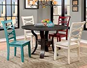 Transitional Round Dining table FA518
