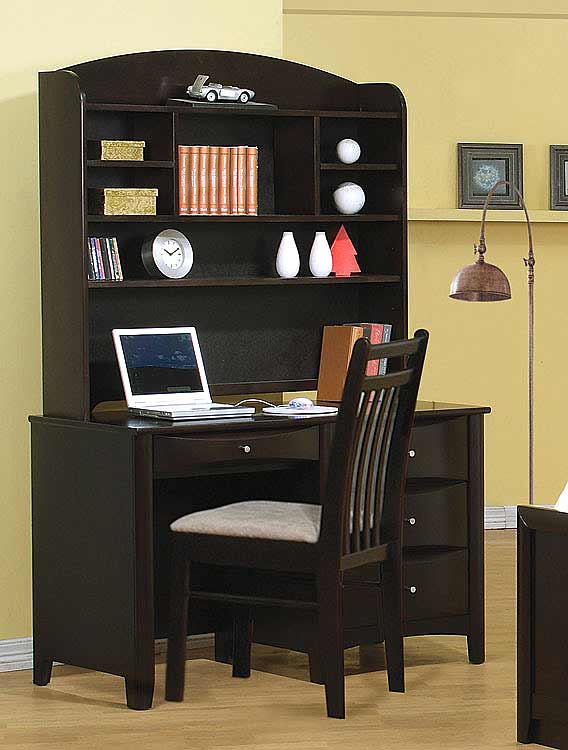 Phoenix Desk With Hutch Desks