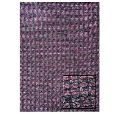 Contemporary Violet Wool Rug FR 781
