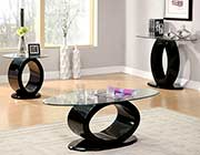 Black Wood Coffee table FA 825