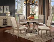 Traditional Dining Table MF 454