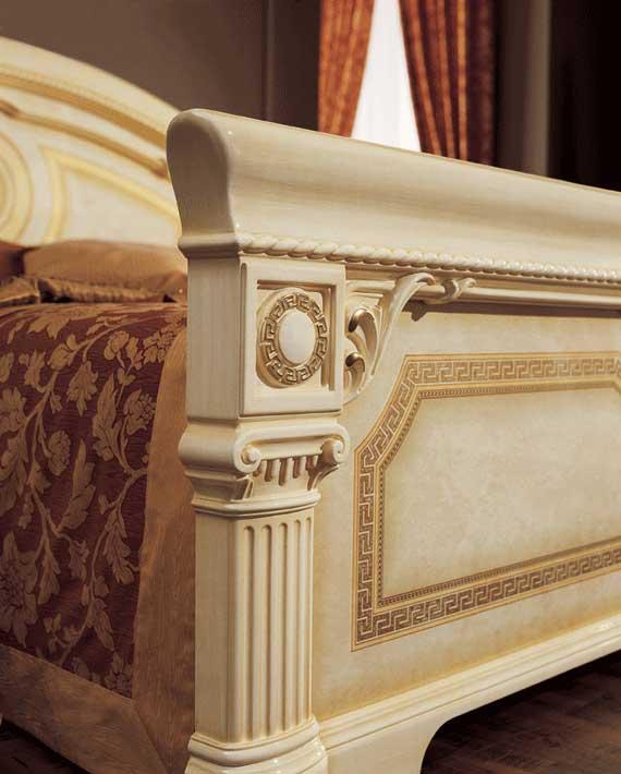 Italian Bedrooms: Aida Italian Bed