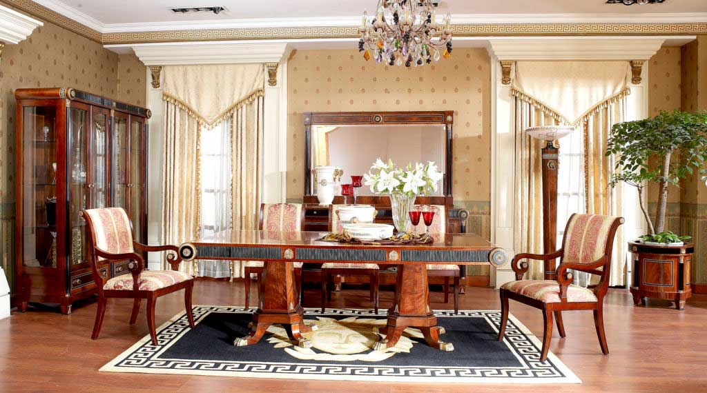 Cleo Dining Collection Classic Dining