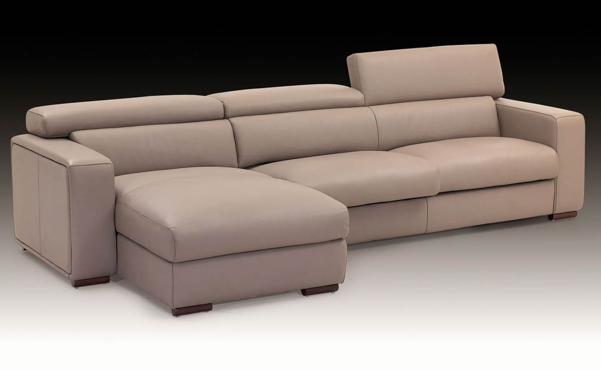 property sofa sofas regarding sectional taupe leather italian top real inside couches your decorating