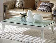 Bianca Glass coffee table