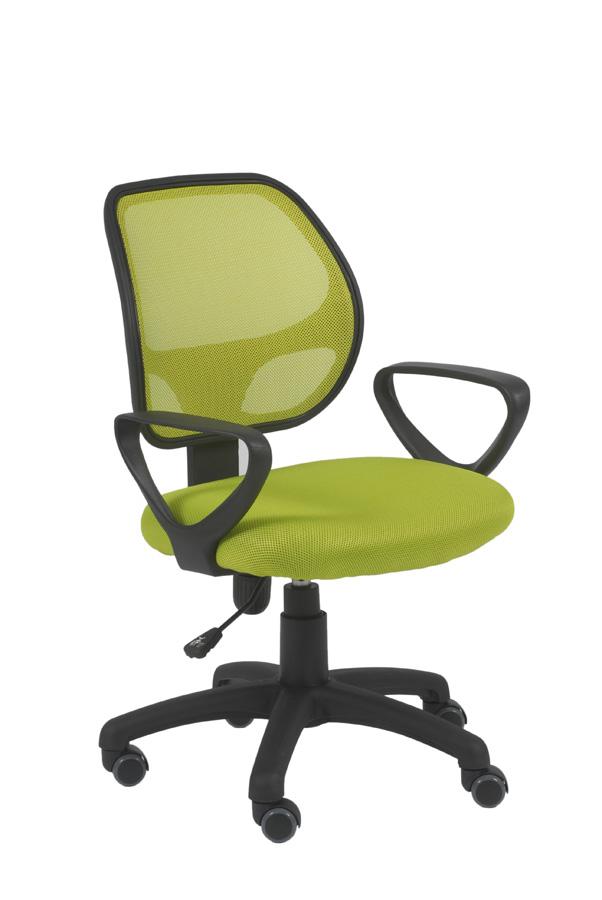 Percy Green Swivel fice Chair