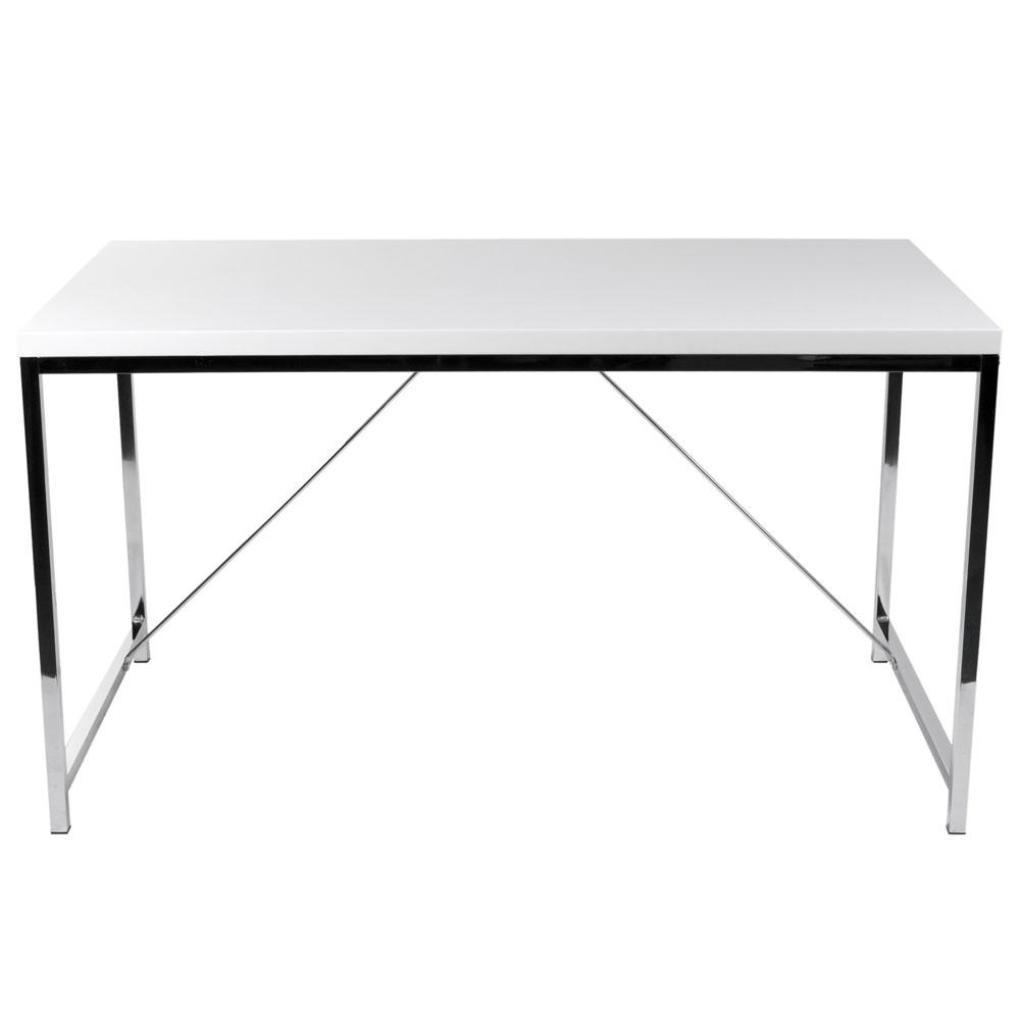 chrome office desk. office desk giorgiawhite chrome c