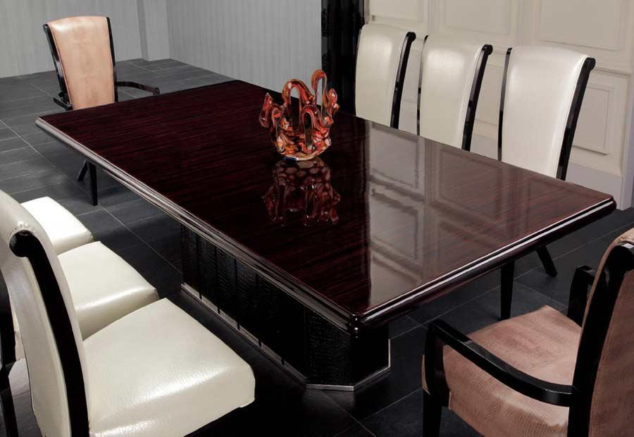 Luxury Black Crocodile Dining Table VG 32 Modern Dining : marcella b from www.avetexfurniture.com size 900 x 620 jpeg 47kB