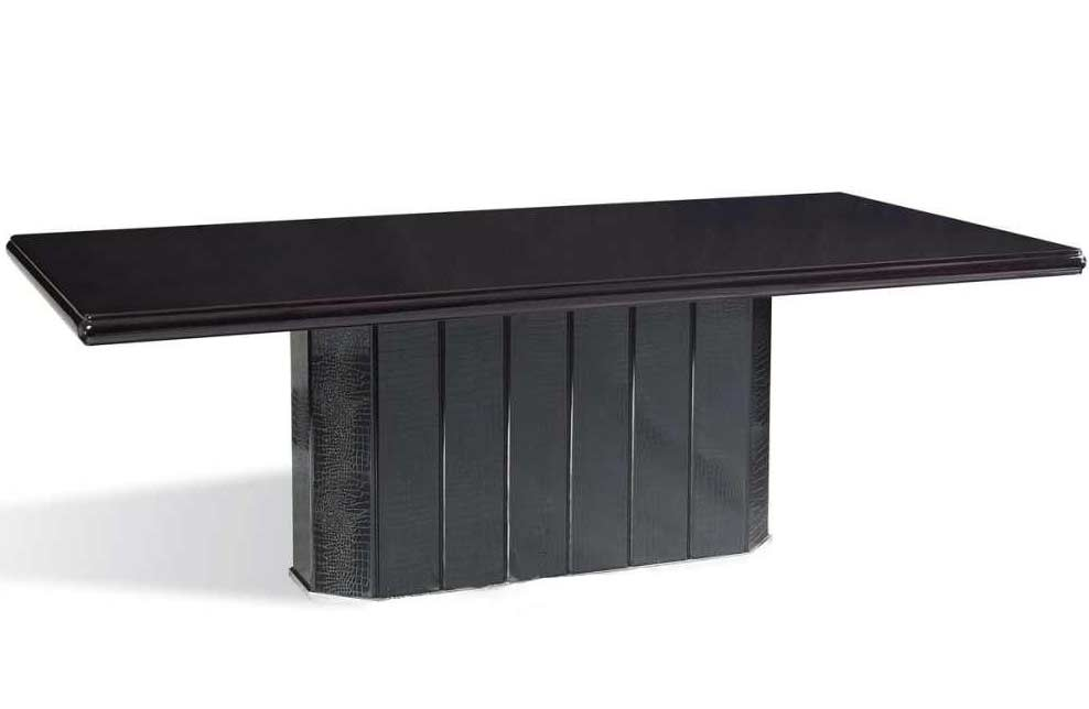 Luxury Black Crocodile Dining Table VG 32 Modern Dining : marcella b4 from www.avetexfurniture.com size 988 x 644 jpeg 19kB