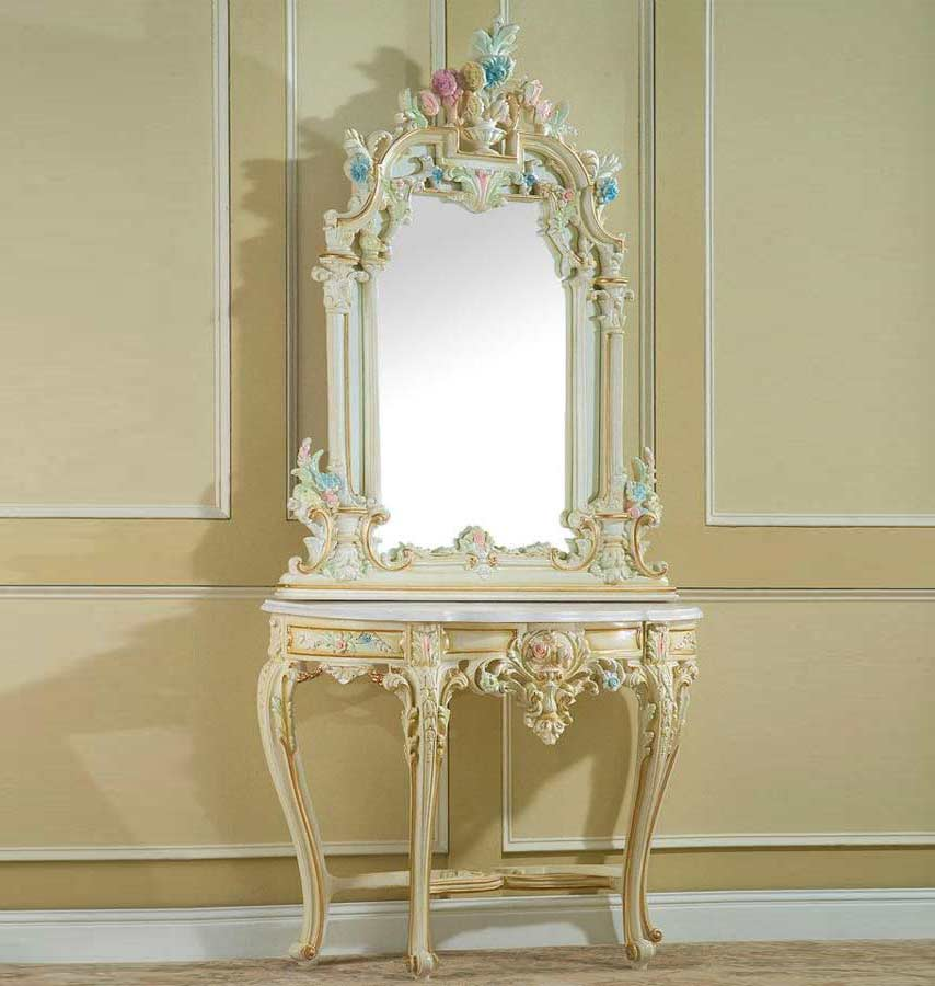 Baroque Console Table 017
