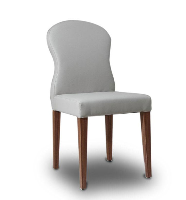 Modern Leather Dining Chair 89