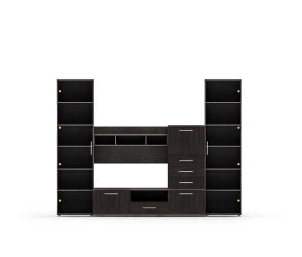 modern modular wall unit eva | wall units