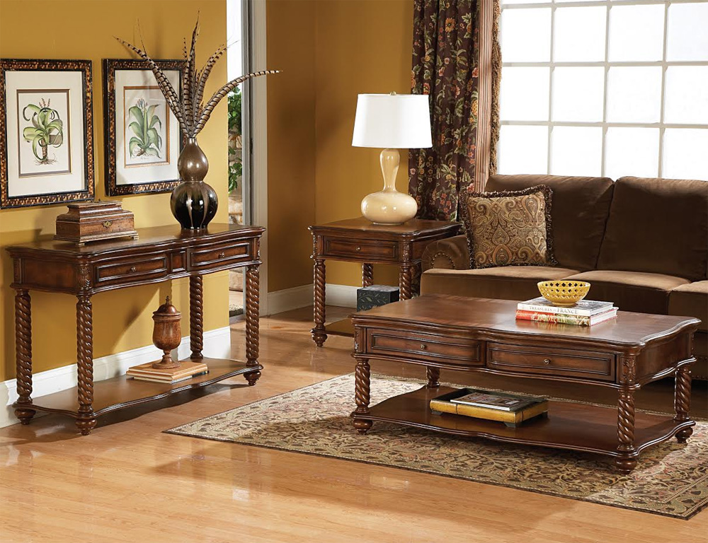 greenfield coffee table set he | classic