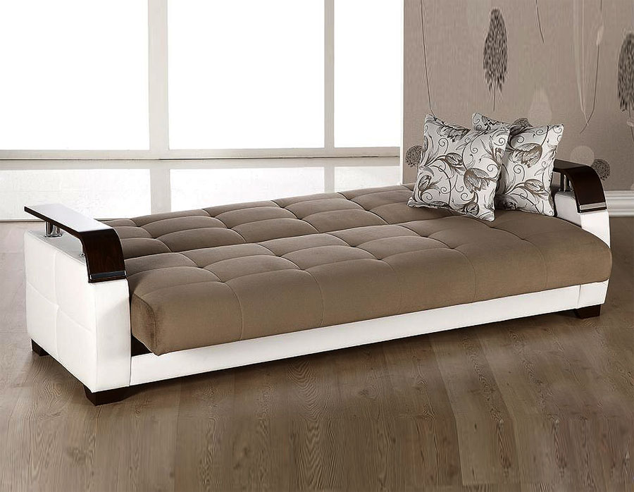 Orchid Sofa Bed With Storage Beds
