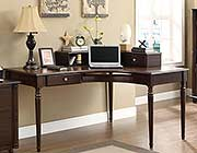 Brown Computer Desk CO 593